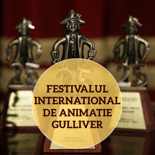 Festivalul International de Animatie Gulliver