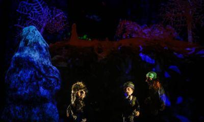 CĂLĂTORIE SPRE CENTRUL PĂMÂNTULUI - spectacol 3D, după Jules Verne