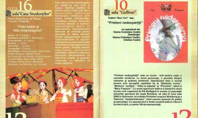 Ediţia a XVI-a, 3-7 noiembrie 2008