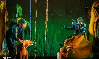 Elefănțelul Curios, Adaptare după Rudyard Kipling de Aurelian Iorga