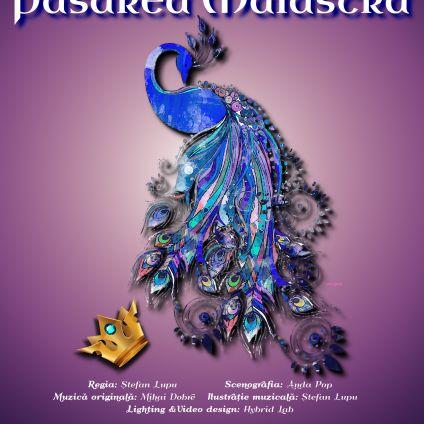 PASĂREA MĂIASTRĂ, Teatrul de Papusi Gulliver Galati