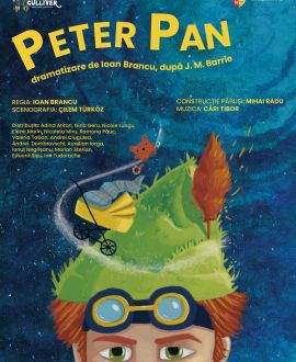 PETER PAN, Teatrul de Papusi Gulliver, Galati