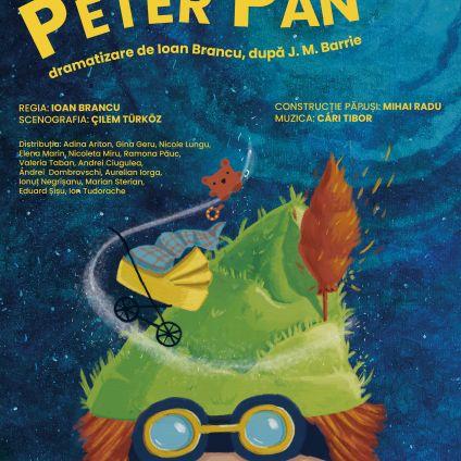 PETER PAN, Teatrul de Papusi Gulliver Galati