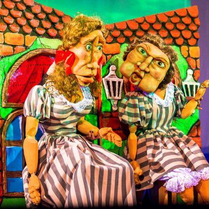 FRUMOASA ŞI BESTIA , Teatrul de Papusi Gulliver Galati