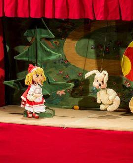 Scufița Roșie, Teatrul de Papusi Gulliver, Galati
